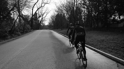 Spring ride with Pat & Mike