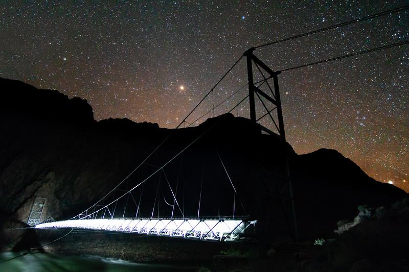 Bright Angel Bridge