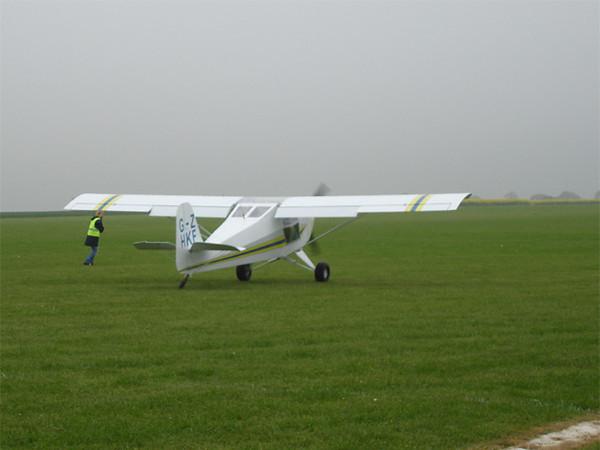 Escapade on landing