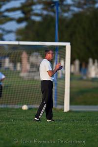 2011 PHS Soccer vs Rising Sun Sectional Final