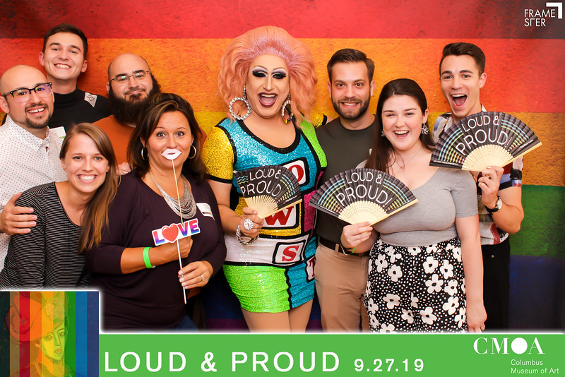 Loud and Proud 2019