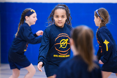 2021-02-16 Rockets Girl Basketball