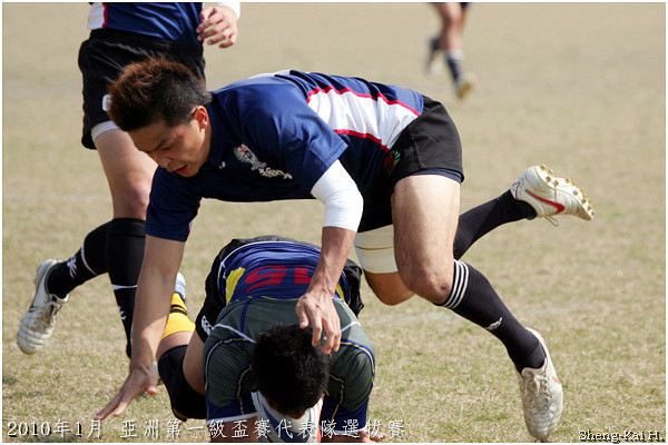 2010 A5N代表選拔-冠亞軍決賽-歐力富 VS 輔仁大學紅隊(ORIFU vs FJU-R)