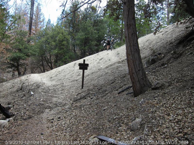 20100509094-Trail Recon, Vetter Mountain Trail.JPG