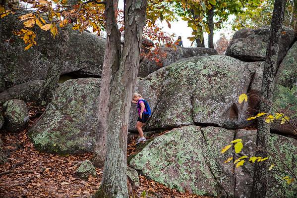 Elephant Rocks State Park 2016