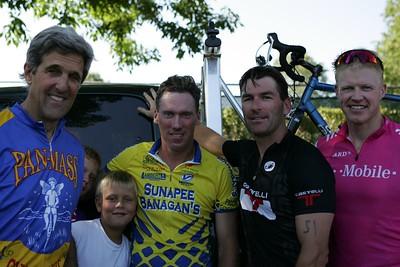 Tour de Loop -- 27 August 2005  - After the race