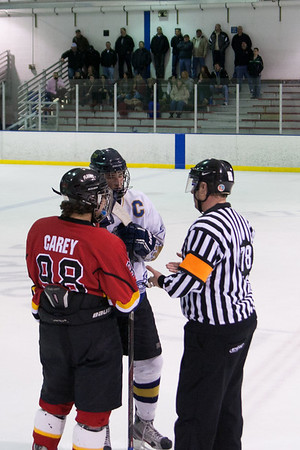 Lehigh Valley Flames White at Hatfield Ice Dogs 16A White 2-16-2014