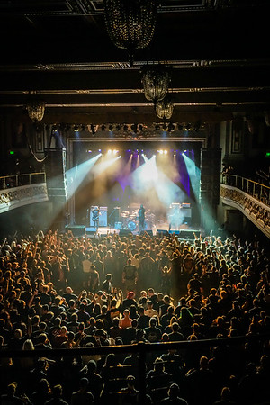 Sepultura - San Francisco 2017 - The Regency Ballroom