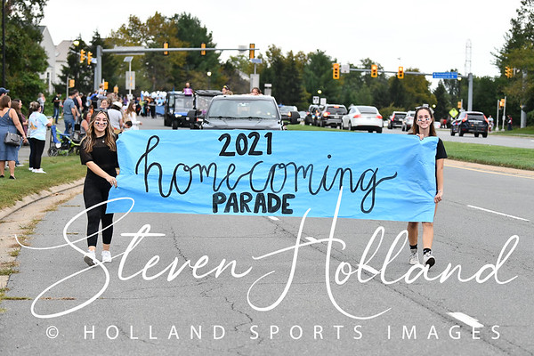 Homecoming Parade - Stone Bridge 10.08.2021 (by Steven Holland)