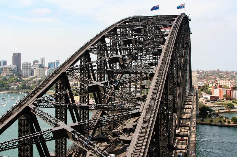 Sydney Harbour Bridge, Sydney Australia, 2006