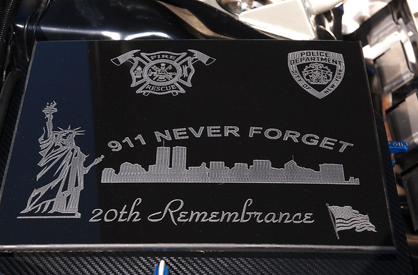 CCM Patriot Day with the Elks September 11, 2021