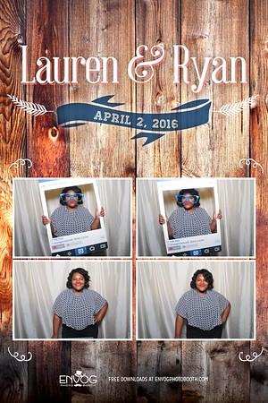 Lauren & Ryan (prints)