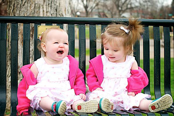 Chloe and Mackenzie