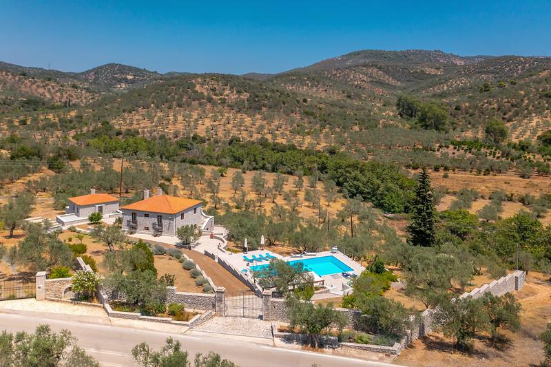 LAVANDA E PIETRA, Villas, Epidavros