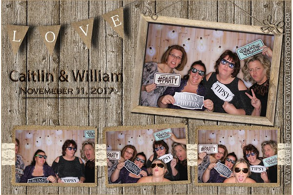 Caitlin & Will's Wedding