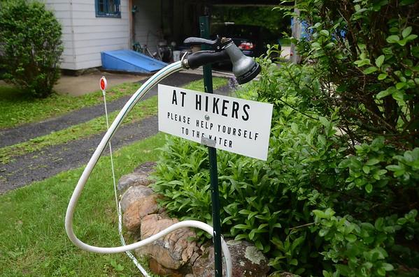 Appalachian Trail in North Adams-061615