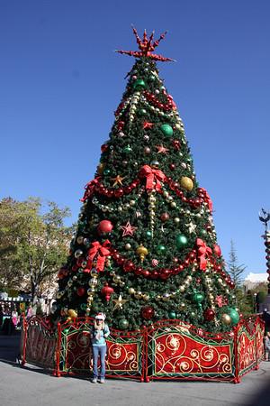 Universal Studios Dec 2010