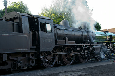 Great Central Railway - Tuesday 15th July 2014