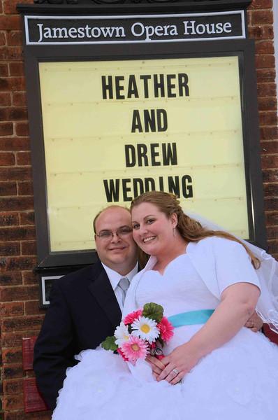 Heather & Drew