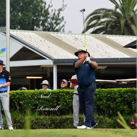 Seniors PGA @ Richmond GC 31/10-2/11/19