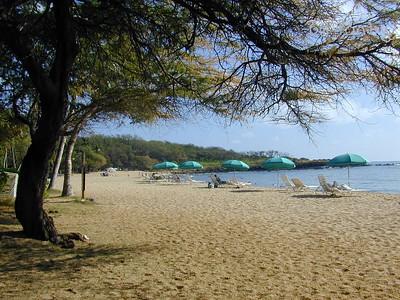 Lanai, Hulopoe Beach Park