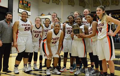 Basketball - Waynesville Girls 2015-16 - Jefferson City Districts