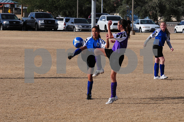 Rec Soccer League