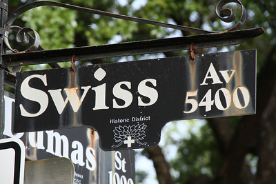 Swiss Ave Dallas - May 2013