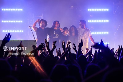 Gang of Youths  at Forum - Melbourne, AUS | 10.28.2018