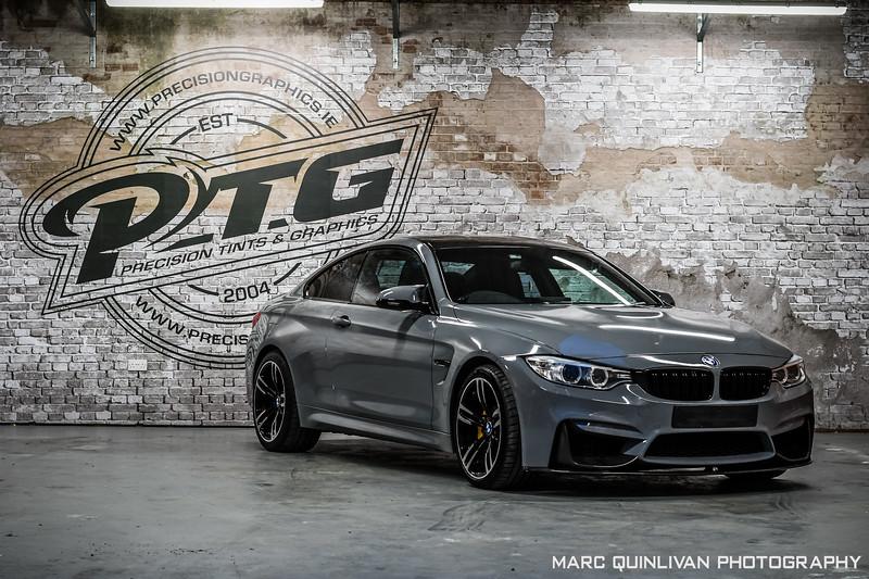 PTG Nardo Gray BMW M4