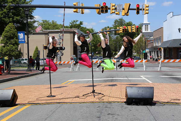 MSDW Springfest 2015