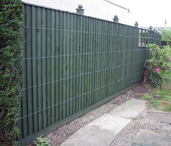 2012-Edinburgh Garden Fence
