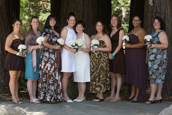 Marla and Liz Wedding