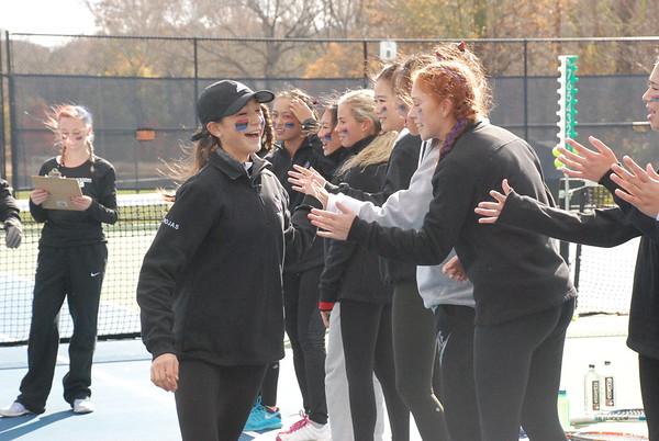 Girls Tennis: GA vs PC - Gallery II