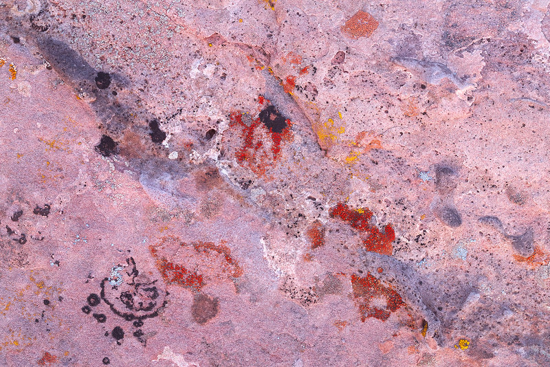 Sandstone Splatter