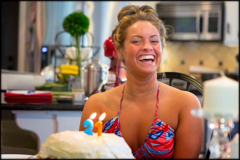 2017-06-10 Madelyn's 21st Birthday