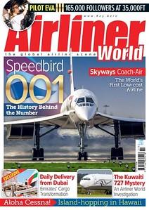 Airliner World July 2020