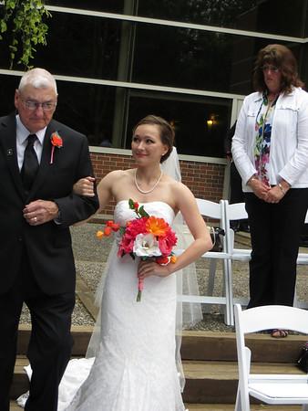 Dana & Jared's Wedding