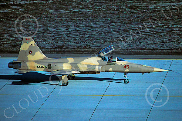 US Marine Corps Northrop F-5 Freedom Fighter USMC Military Airplane Pictures