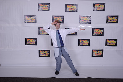 Back to the Future Dance 2015