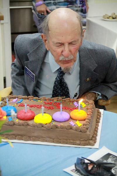Don Hurlbut's 90th Birthday