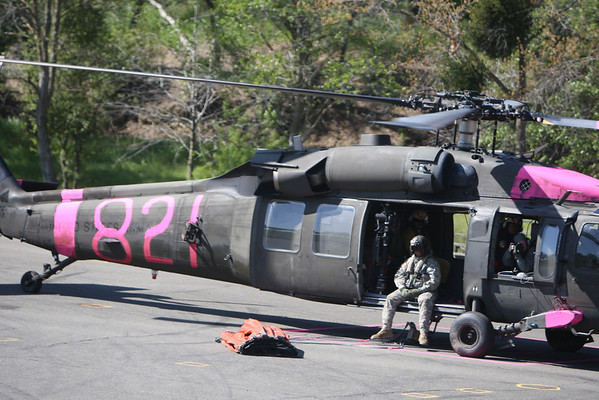 Cal Fire/National Guard Air Ops Training 2012