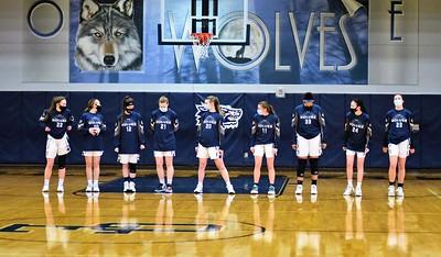 OE Girls Varsity Basketball Vs Minooka 2021