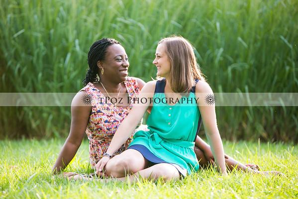 Engagement - Liz+Roza