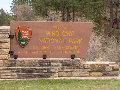 2021 Wind Cave National Park - SD
