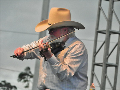 CHARLIE DANIELS BAND - IMMOKALEE,  FL  NOV  2012