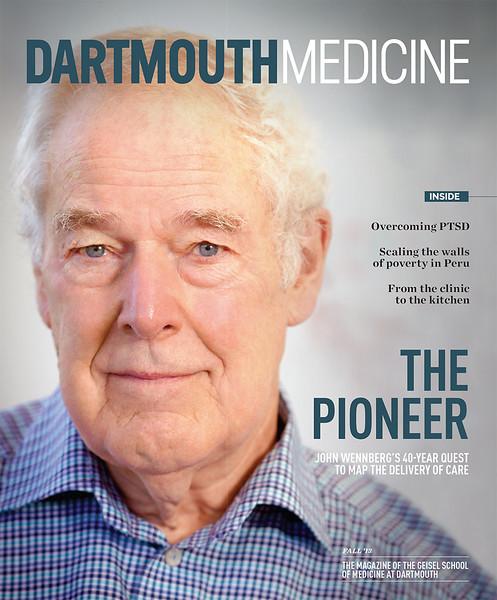 The Pioneer: John Wennberg