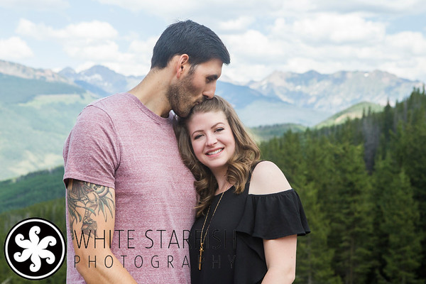 Vail Mountain Wedding Proposal - Andrew and Rachel