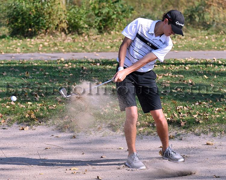 Lincoln-Way East Varsity Men's Golf 2015