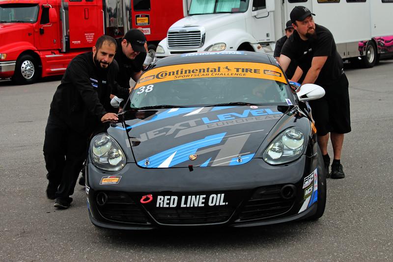 ST-Next Level European Porsche Cayman